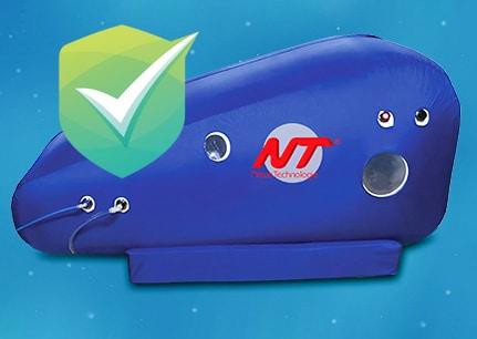 komora hiperbaryczna bezpieczeństwo Nowe Technologie NT