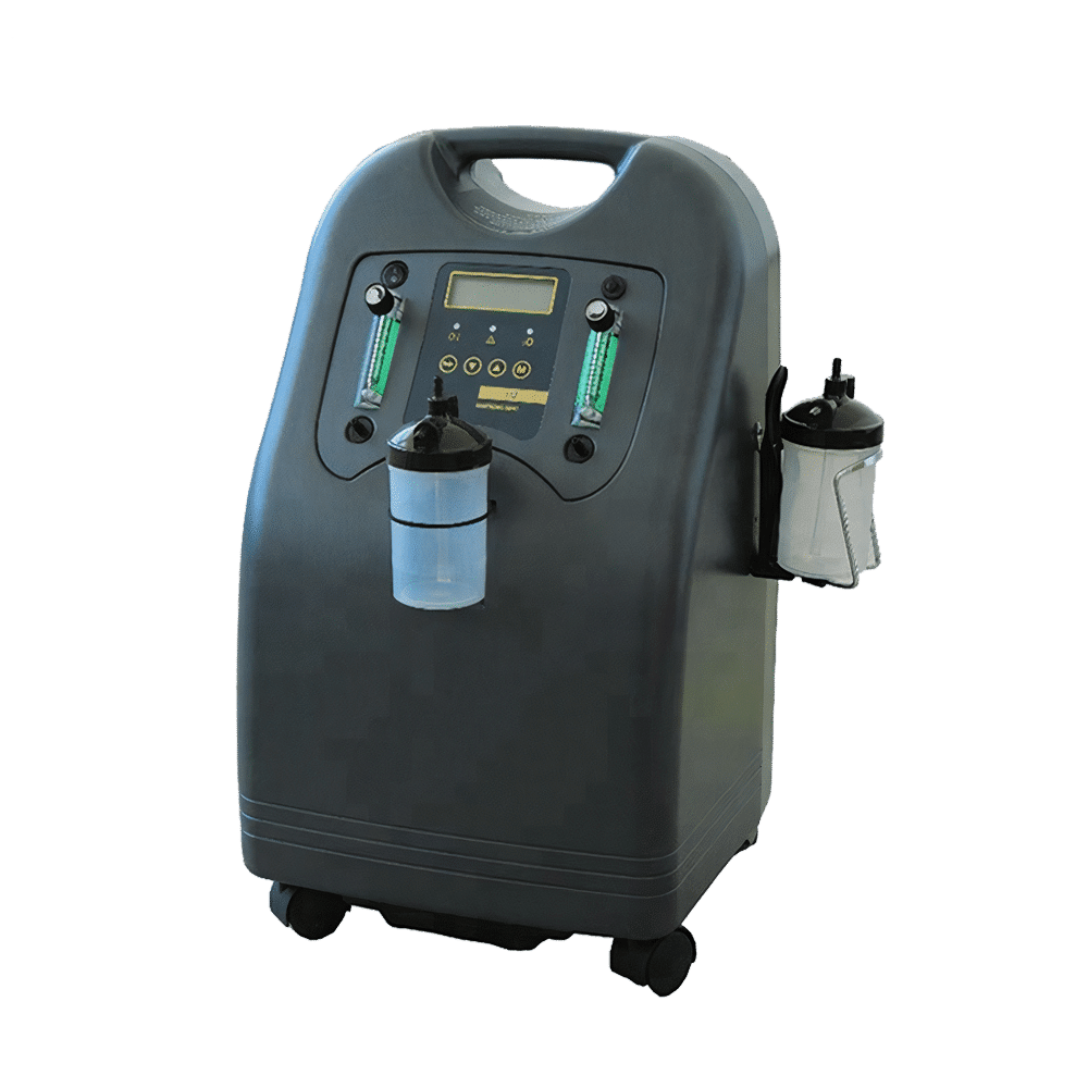 Koncentrator Tlenu - Nowe Technologie