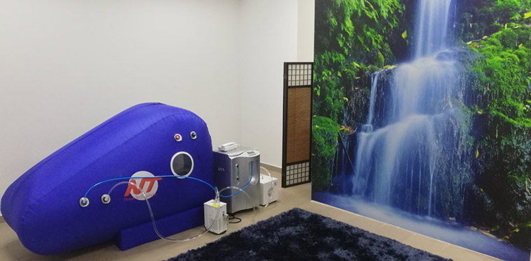 nowetechnologie gabinet hiperbaryczny tlen
